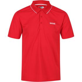 Regatta Maverick V T-Shirt Heren, chinese red